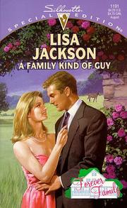 Cover of: Family Kind Of Guy (Forever Family)