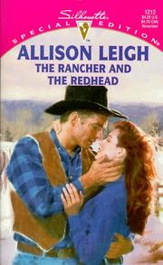 Cover of: The Rancher and the Redhead (The Men of Double-C Ranch)