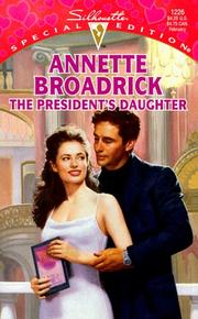 Cover of: President's Daughter