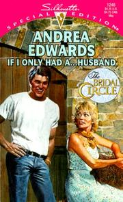 Cover of: If I Only Had A ... Husband  (The Bridal Circle)
