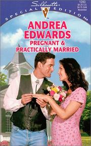 Cover of: Pregnant And Practically Married (The Bridal Circle)