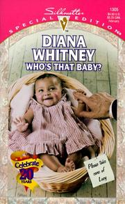 Cover of: Who'S That Baby? (So Many Babies)