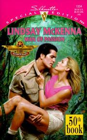 Cover of: Man Of Passion (Morgan'S Mercenaries: Maverick Hearts, 50th Book)