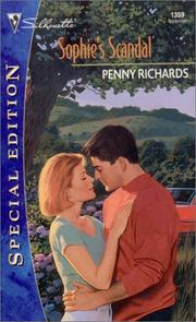 Cover of: Sophie'S Scandal (Rumor Has It...) | Penny Richards