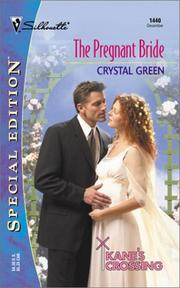 Cover of: The Pregnant Bride | Crystal Green