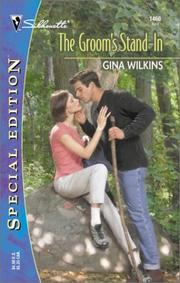 Cover of: The Groom's Stand-In | Gina Wilkins