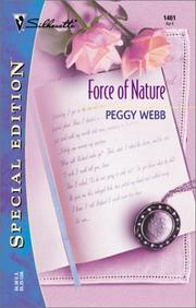 Cover of: Force Of Nature (The Westmoreland Diaries)