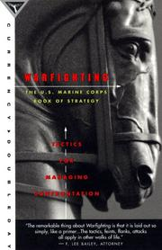 Cover of: Warfighting