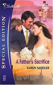 Cover of: A father's sacrifice