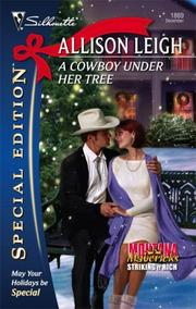 Cover of: A Cowboy Under Her Tree