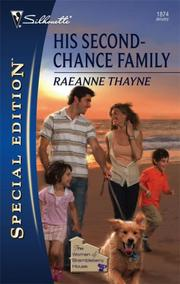 Cover of: His Second-Chance Family (Silhouette Special Edition) | RaeAnne Thayne