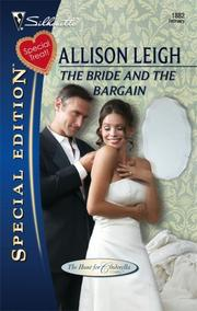 Cover of: The Bride And The Bargain