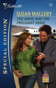 Cover of: The Sheik And The Pregnant Bride