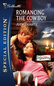 Cover of: Romancing The Cowboy (Silhouette Special Edition) | Judy Duarte