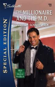 Cover of: The Millionaire And The M.D.