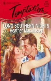 Cover of: Long Southern Nights