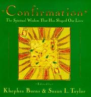 Cover of: Confirmation |