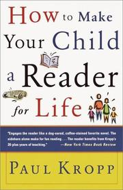 Cover of: Raising a Reader; Make Your Child a Reader for Life