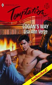 Cover of: Logan's Way | Lisa Ann Verge