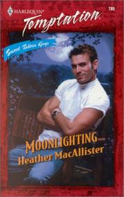 Cover of: Moonlighting (Sweet Talkin' Guys)