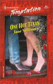 Cover of: One Hot Texan