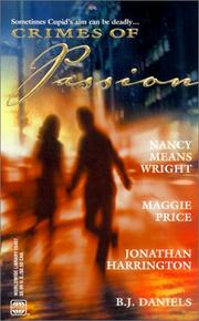 Cover of: Crimes Of Passion by NANCY MEANS WRIGHT | NANCY MEANS WRIGHT