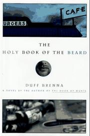 Cover of: The holy book of the beard | Duff Brenna