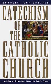 Cover of: Catechism of the Catholic Church | U.S. Catholic Church