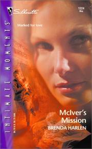 Cover of: McIver's mission