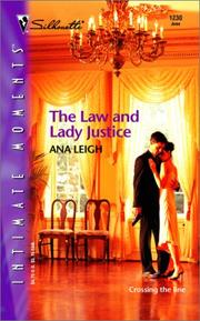 Cover of: The Law And Lady Justice