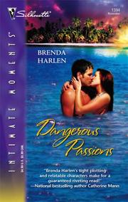 Cover of: Dangerous passions