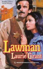 Cover of: Lawman | Laurie Grant