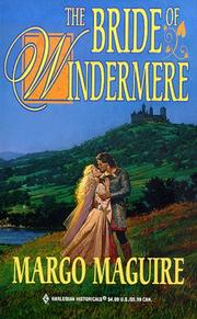 Cover of: The Bride of Windermere | Margo Maguire