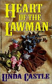 Cover of: Heart Of The Lawman | Linda Castle
