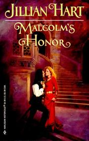 Cover of: Malcolm's Honor