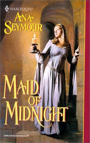 Cover of: Maid Of Midnight