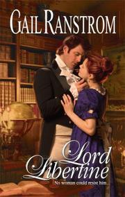 Lord Libertine (Harlequin Historical Series)