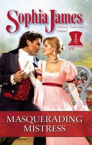 Cover of: Masquerading Mistress