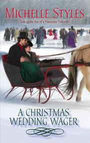 Cover of: A Christmas Wedding Wager