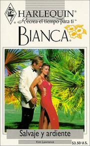 Cover of: Harlequin Bianca