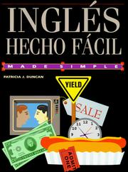 Cover of: Inglés hecho fácil