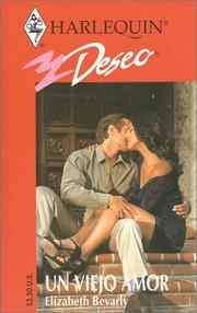 Cover of: Un Viejo Amor (An Old Love) (Deseo, 217)