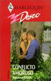 Cover of: Conflicto Amoroso (Loving Conflict) (Deseo, 262)