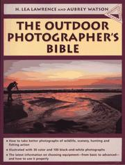 Cover of: The outdoor photographer's bible