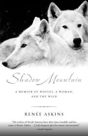 Cover of: Shadow Mountain