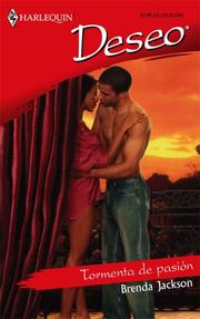 Cover of: Tormenta De Pasion: (Storm Of Passion) (Harlequin Deseo (Spanish))