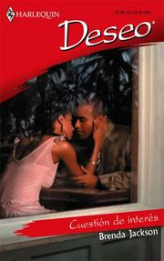Cover of: Cuestion De Interes: (Question Of Interest) (Harlequin Deseo (Spanish))