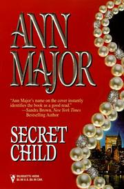 Cover of: Secret Child | Major