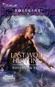Cover of: Last Wolf Hunting