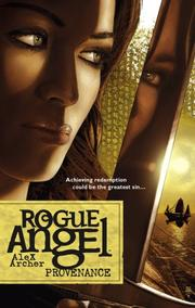 Cover of: Provenance (Rogue Angel)